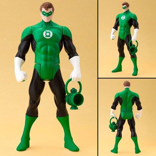 DC Comics Green Lantern Classic Costume ArtFX+ Statue.