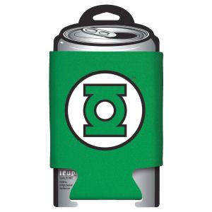 Green Lantern Logo Can Cooler