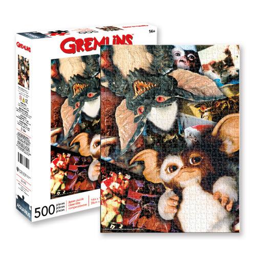Gremlins 500 Piece Puzzle.