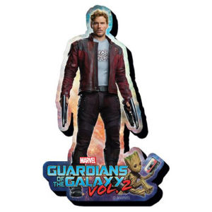 Guardians of the Galaxy Vol. 2 Star-Lord Funky Chunky Magnet