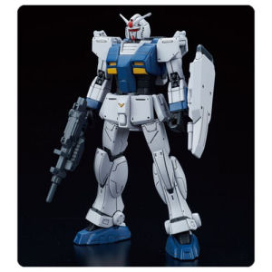 Gundam The Origin Gundam Local Type High Grade 1/144th Scale Model Kit