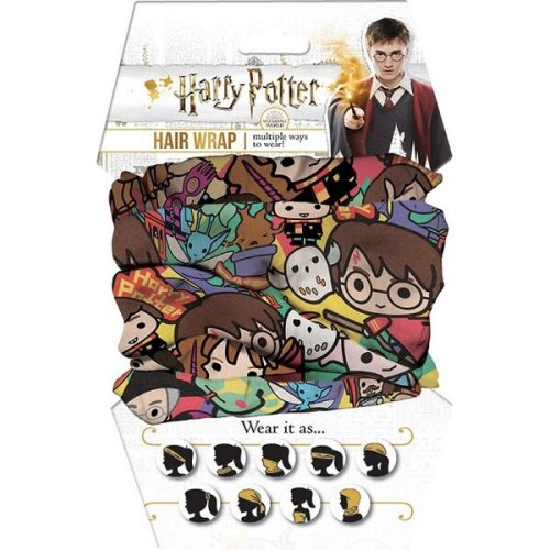 Harry Potter Youth Hair and Face Wrap.