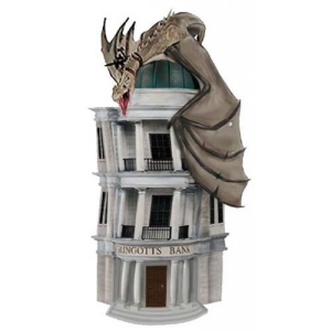 Harry Potter Gringotts PVC Bank