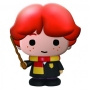 .Harry Potter Figural Ron PVC Bank.