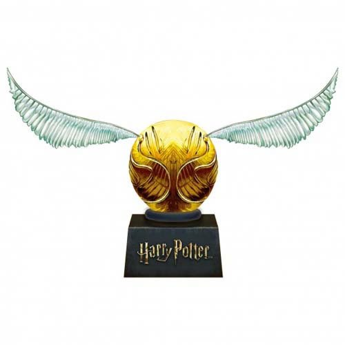 Harry Potter Golden Snitch PVC Bank
