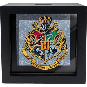 Harry Potter Hogwarts Crest Shadow Box Bank