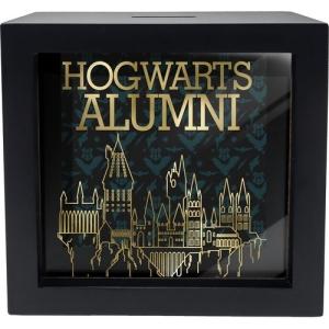 Harry Potter Hogwarts Alumni Shadow Box Bank