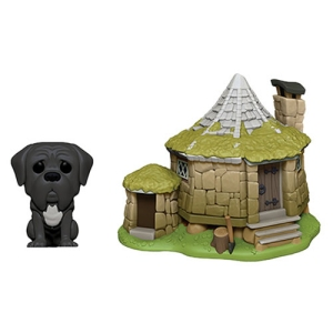 Harry Potter Hagrids House with Fang Pop! Town