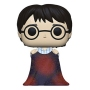Harry Potter Harry with Invisibility Cloak Pop! Vinyl Figure.