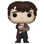 Harry Potter Neville with Monster Book Pop! Vinyl Figure.