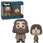 Harry Potter and Hagrid Vynl. Figure 2-Pack.