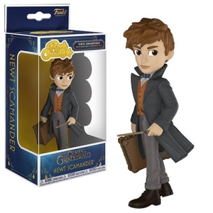 Fantastic Beasts: The Crimes of Grindelwald Newt Scamander Rock Candy Vinyl Figure
