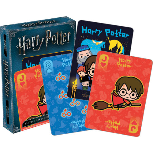 Harry Potter Chibi Playing Cards.