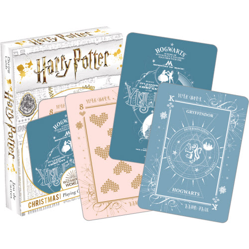 Harry Potter Christmas Playing Cards