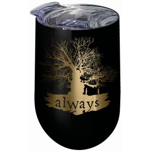 Harry Potter Always Stainless Steel Wine Tumbler