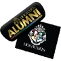 Harry Potter Hogwarts Alumni Eyeglass Case with Cleaning Cloth.