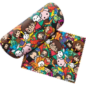 Harry Potter Eyeglass Case with Cleaning Cloth