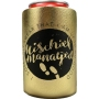 Harry Potter Mischief Managed Can Cooler. I solemnly swear that I am up to no good.