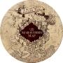 Harry Potter Marauders Map Melamine Plates.