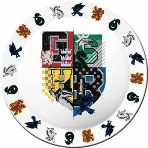 Harry Potter Hogwarts Crest Melamine Plates