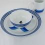 Harry Potter 16 Piece Ravenclaw House Crest Dinnerware Set.