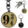 Harry Potter Platform 9 3/4 ABYstyle Key Chain.