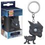 Fantastic Beasts The Crimes Of Grindelwald Thestral Pocket Pop! Keychain.