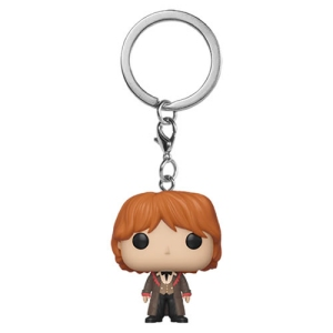 Harry Potter Ron Weasley (Yule) Pocket Pop! Keychain
