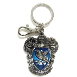 Harry Potter Pewter Ravenclaw Logo Key Chain