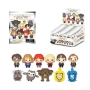 Harry Potter 3D Foam Coll Keyrings 24 piece Blind Bag Display case. Each series includes 9 regular characters plus 2 exclusive figures.