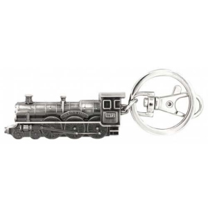 Harry Potter Pewter Hogwarts Express Key Chain