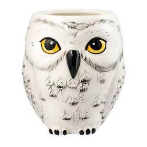 Harry Potter Hedwig Owl Shaped Mug