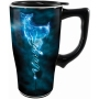 Harry Potter Always Travel Mug with Handle.