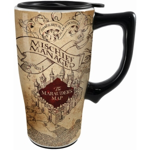 Harry Potter Solemnly Swear Travel Mug with Handle
