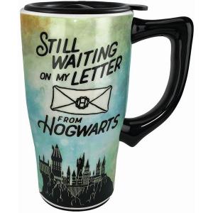 Harry Potter Letter To Hogwarts Travel Mug with Handle