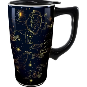 Harry Potter Constellations Travel Mug with Handle