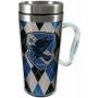 Harry Potter Ravenclaw Acrylic Travel Mug with Handle.