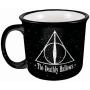 Harry Potter Deathly Hallows Camper Mug.