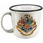 Harry Potter Hogwarts Crest Camper Mug.