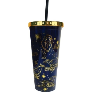 Harry Potter Constellations Large Cup with Straw