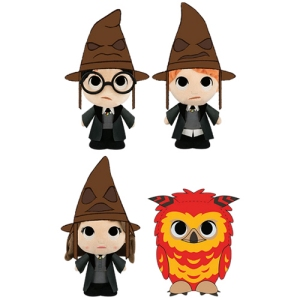 Harry Potter SuperCute Plushies 9 piece Assorted Display