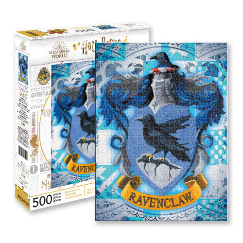 Harry Potter Ravenclaw 500 Piece Puzzle.