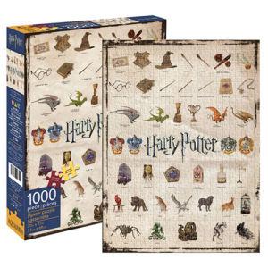 Harry Potter Icons 1000 Piece Puzzle