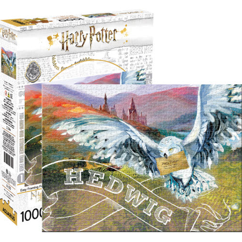 Harry Potter Hedwig 1000 Piece Puzzle.