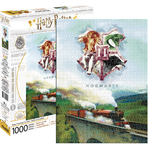 Harry Potter Express 1000 Piece Puzzle.