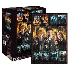 Harry Potter Movie Collection 3000 Piece Puzzle