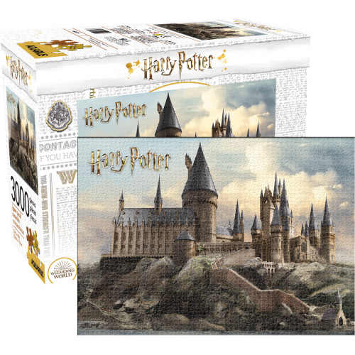 Harry Potter Hogwarts 3000 Piece Puzzle.