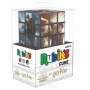 Harry Potter Rubiks Cube. The worlds number one selling puzzle with a migical Harry Potter Theme. Measures 2.5 inches wide.