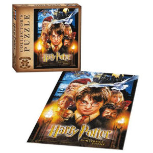 Harry Potter and the Sorcerers Stone 550 Piece Puzzle