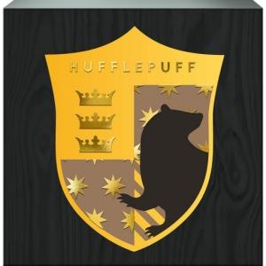 Harry Potter Hufflepuff Box Sign